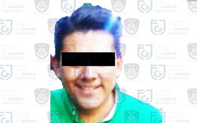 Detienen a excandidato del PVEM por presunto abuso sexual contra menor de edad - Excandidato a diputado por el PVEM detenido por abuso sexual agravado. Foto de @PDI_FGJCDMX