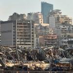 #Videos La explosión en Beirut desde diversos ángulos