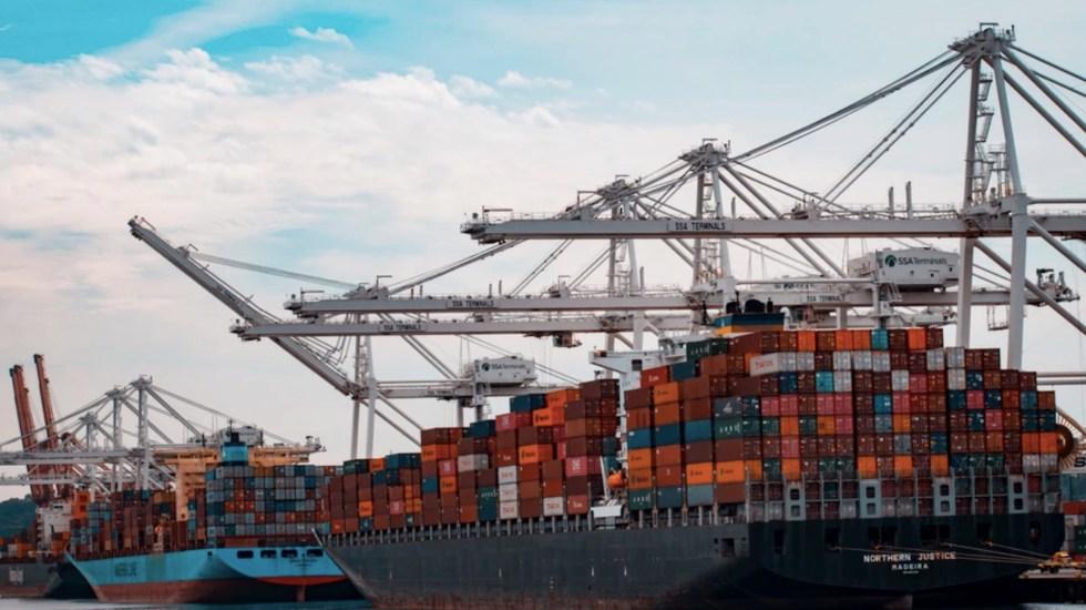 Comercio entre México y EE.UU. disminuye 21.3 por ciento en el primer semestre de 2020 - Foto de Andy Li @andasta