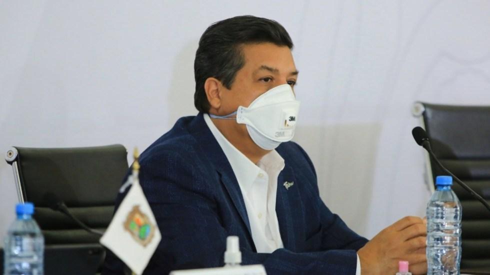 Acusaciones de Emilio Lozoya son tan reales como las mentiras que nos dijeron en las 'mañaneras', afirma gobernador de Tamaulipas - Foto de Twitter Francisco García Cabeza de Vaca