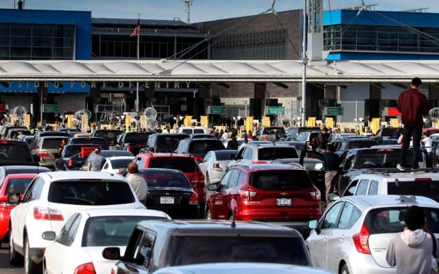 México y EE.UU. llegaron a un acuerdo sobre tránsito en frontera, afirma AMLO - Foto de EFE