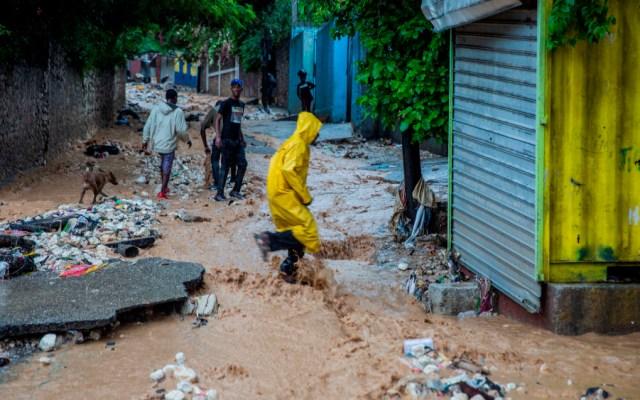 Número de muertos en Haití por tormenta Laura sube a 21 - Foto de EFE