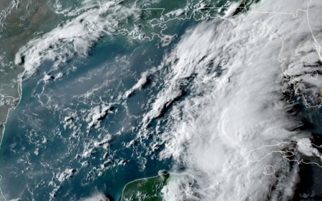 Huracán Marco se perfila hacia la costa de Louisiana; provoca lluvias en la Península de Yucatán - Huracán Marco Estados Unidos
