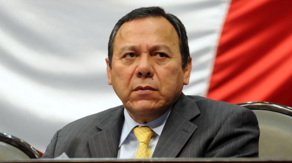 Jesús Zambrano regresa a la dirigencia nacional del PRD - Jesús Zambrano. Foto de Cámara de Diputados.