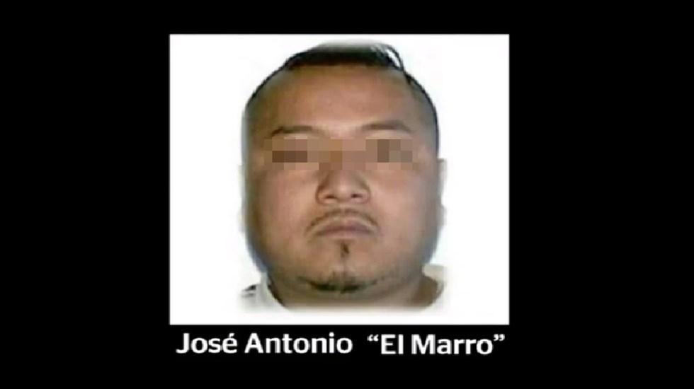 #Perfil 'El Marro', el líder del robo de combustible y el principal generador de violencia en Guanajuato - José Antonio Y. O., alias 'El Marro'. Foto de Noticieros Televisa