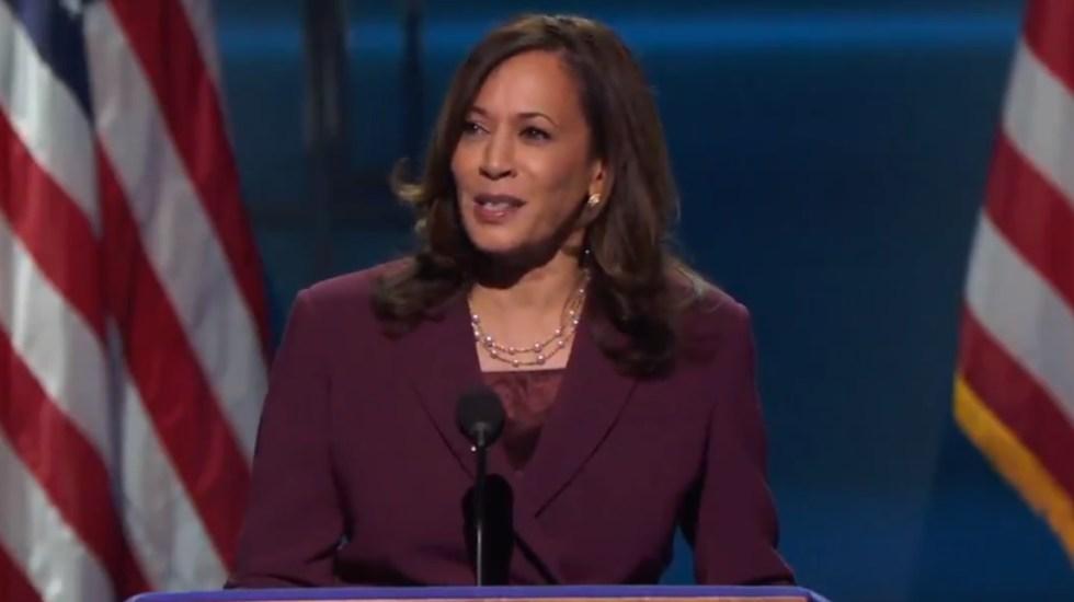 Kamala Harris es oficialmente candidata a la Vicepresidencia de EE.UU. - Kamala Harris Estados Unidos Vicepresidencia