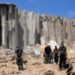 México apoyará a Líbano con 100 mil dólares por explosión en Beirut