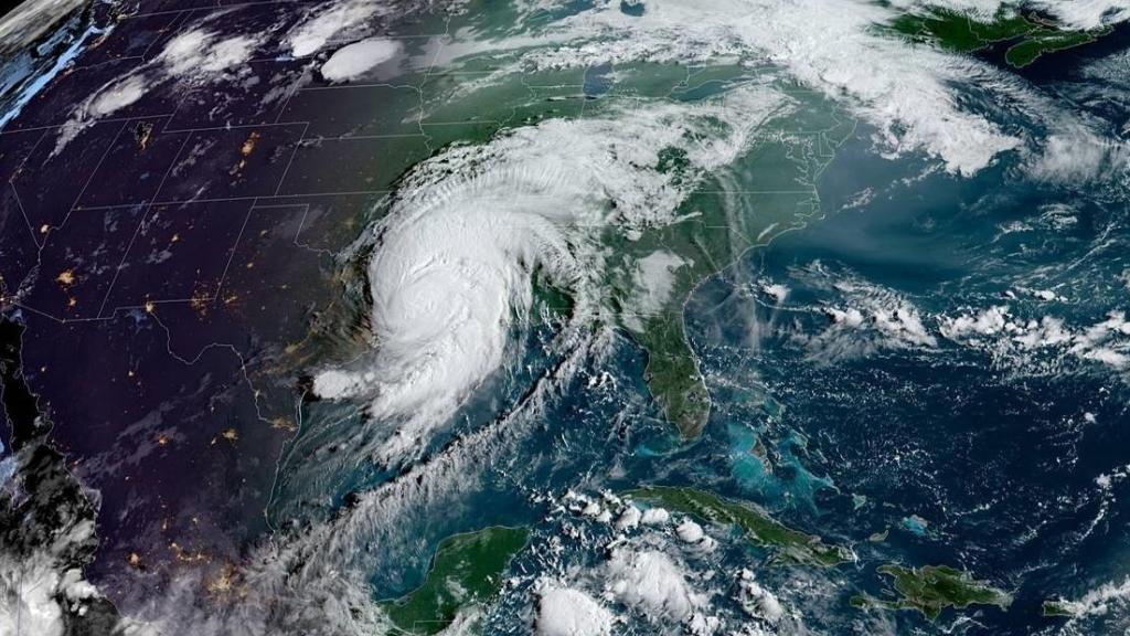 Laura se degrada a depresión tropical sobre Arkansas; permanece alerta por inundaciones - Laura Arkansas depresión tropical