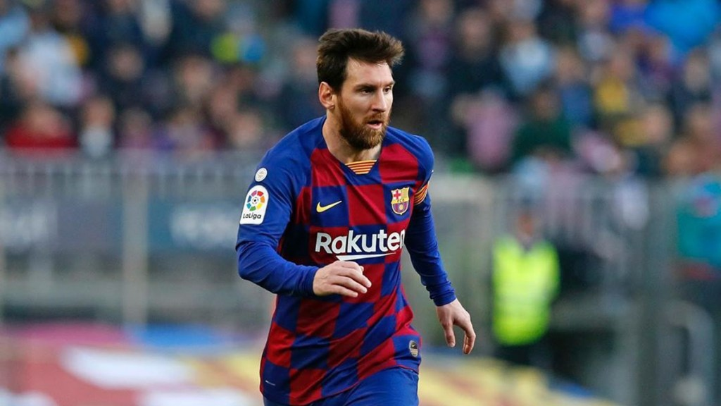 Messi cumple advertencia y no se presenta a pruebas médicas del Barça - Foto de @leomessi