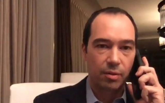 Empresa de hijo de Bartlett presentó información falsa en contrato con IMSS: SFP - León Manuel Bartlett. Captura de pantalla / Milenio