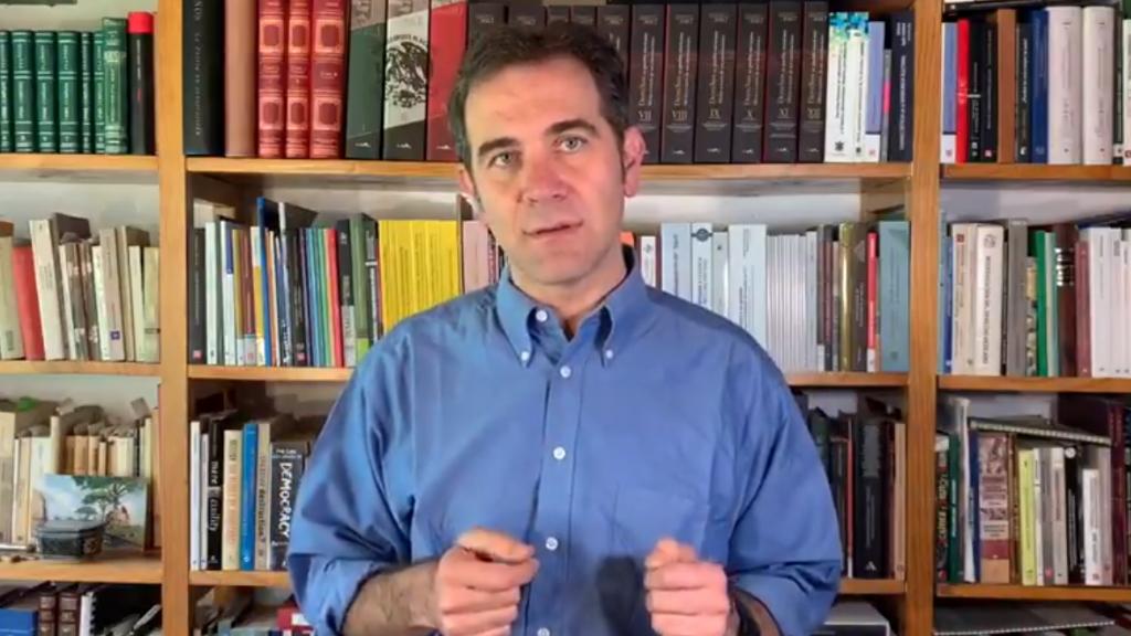 Buena política llevó al acuerdo para la transmisión de contenidos educativos, sostiene Lorenzo Córdova - Lorenzo Córdova Vianello INE Instituto Nacional Electoral