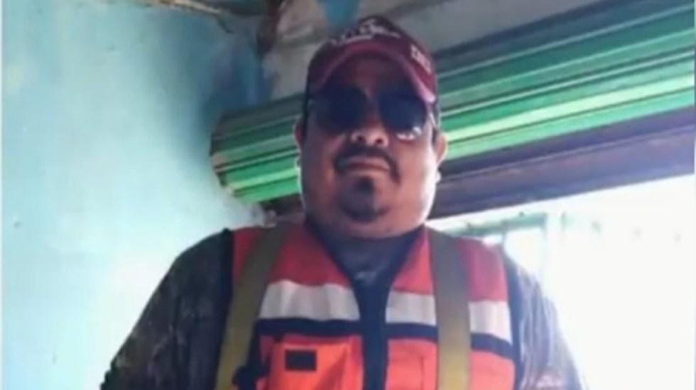#Video Linchan a hombre en Puebla, identifican a tres implicados - Manrique Tadeo, hombre linchado en Puebla. Foto de Facebook