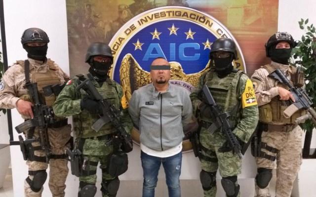 No solo hay que detener a líderes criminales, hay que minar estructura financiera y judicial: Santiago Nieto - Foto de @diegosinhue