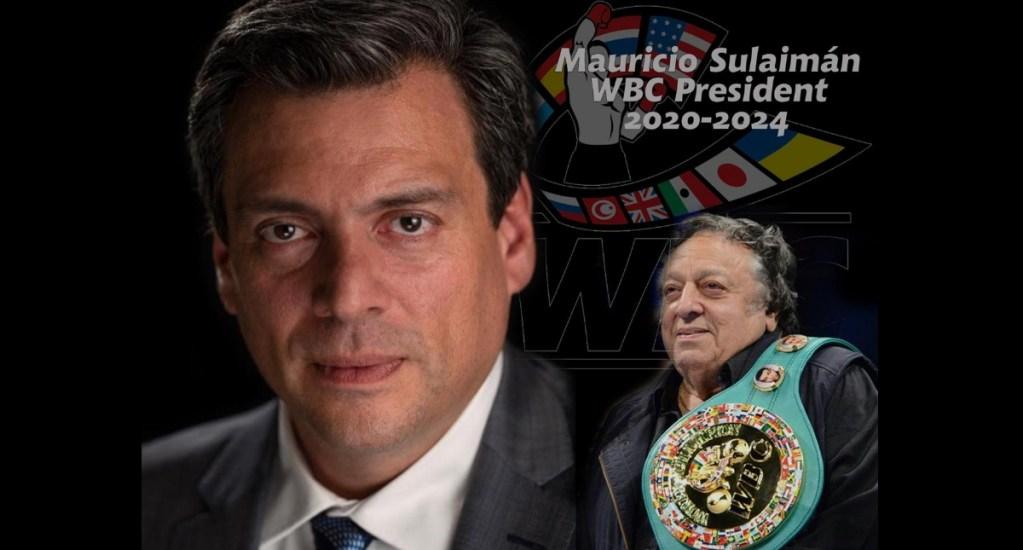 Reeligen a Mauricio Sulaimán como presidente del Consejo Mundial de Boxeo - Mauricio Sulaimán WBC Consejo Mundial Boxeo reelección