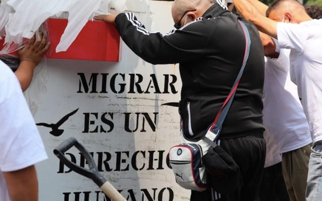 ONU insta a México a intensificar búsqueda e investigación de migrantes desaparecidos en San Fernando - Foto de EFE