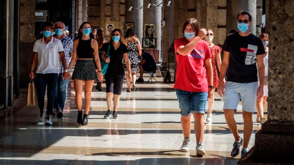 """OMS advierte de una """"situación muy seria"""" en Europa por el COVID-19 - Foto de EFE"""