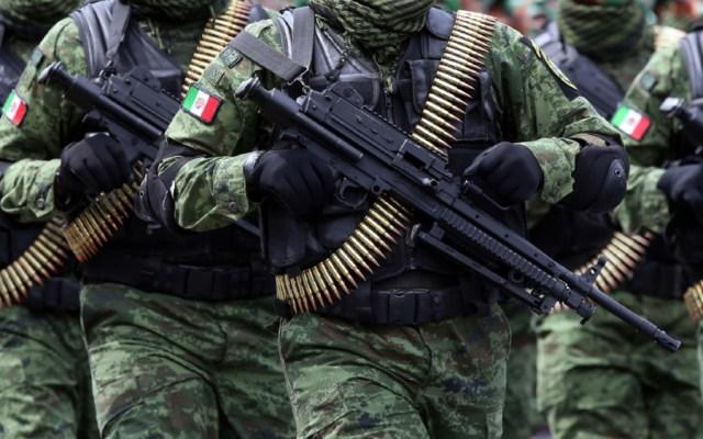 Hay avances en esfuerzos de México y EE.UU contra la delincuencia organizada: SSPC - Foto de Presidencia de la República