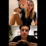 #Video Samuel García reprende a su esposa por 'enseñar mucha pierna'; asegura que fue una 'broma'