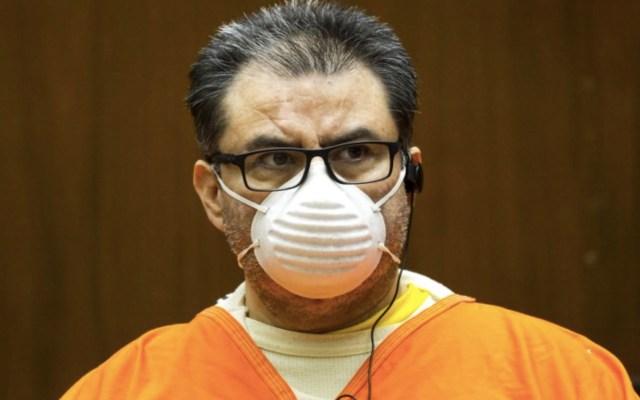 Juez de California determina que hay suficiente evidencia para juzgar a Naasón Joaquín García - Foto de Los Angeles Times