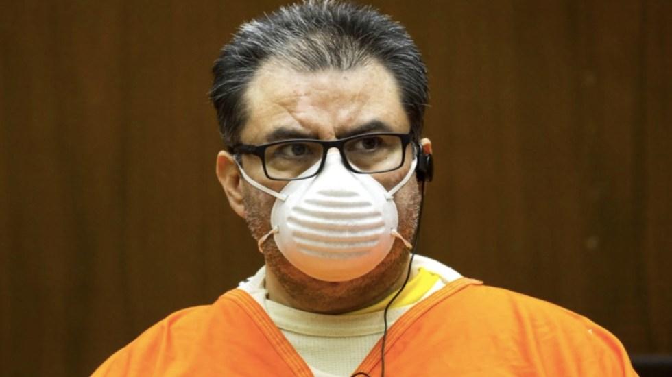 Naasón Joaquín García, líder de la Luz del Mundo, se declara no culpable de 36 cargos - Foto de Los Angeles Times