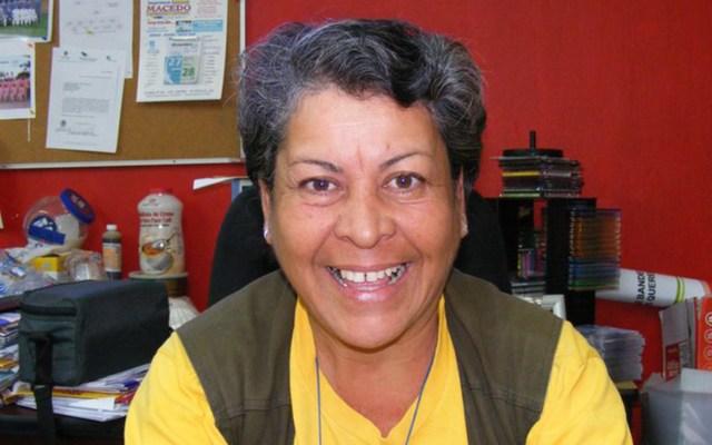 Detienen en Nayarit a la periodista Patricia Aguilar Romano - Patricia Aguilar Romano. Foto de Facebook.