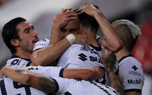 Pumas derrota a Atlas con doblete de Dinenno - Pumas Atlas partido 03082020