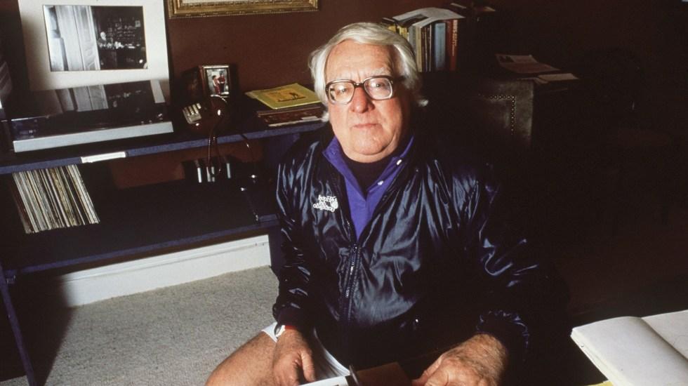 Ray Bradbury, el autor que anticipó los dilemas de la tecnología - Ray Bradbury autor escritor