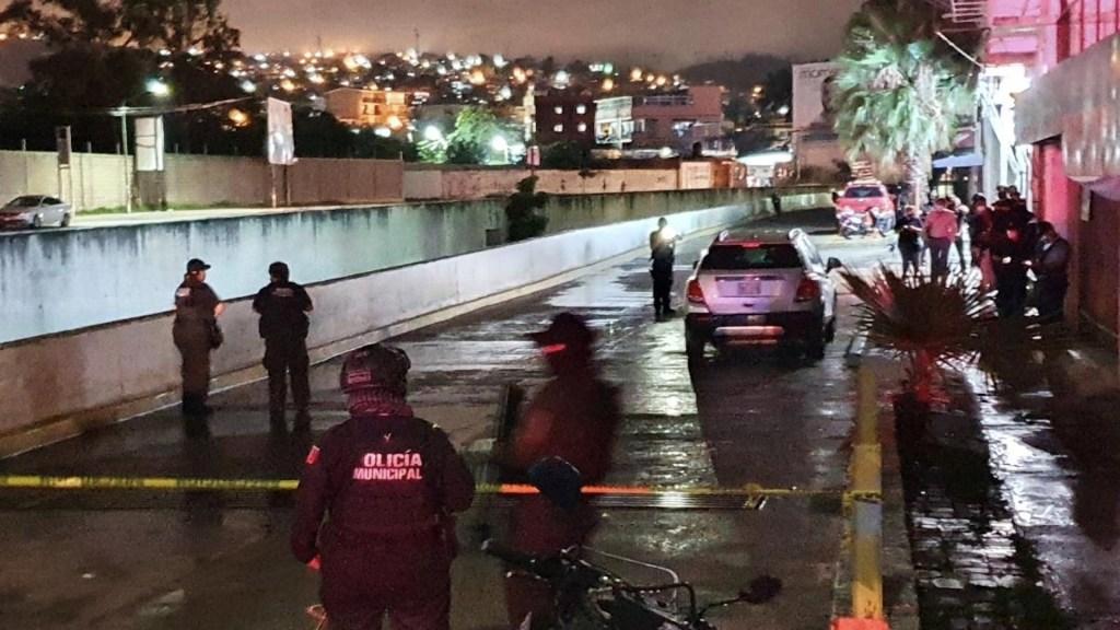 Asesinan a exregidora y su pareja en Chilpancigo - Foto de @ReporTorres