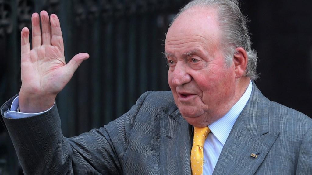 Rey emérito Juan Carlos está en Emiratos Árabes Unidos, confirma Casa Real española - Foto de EFE