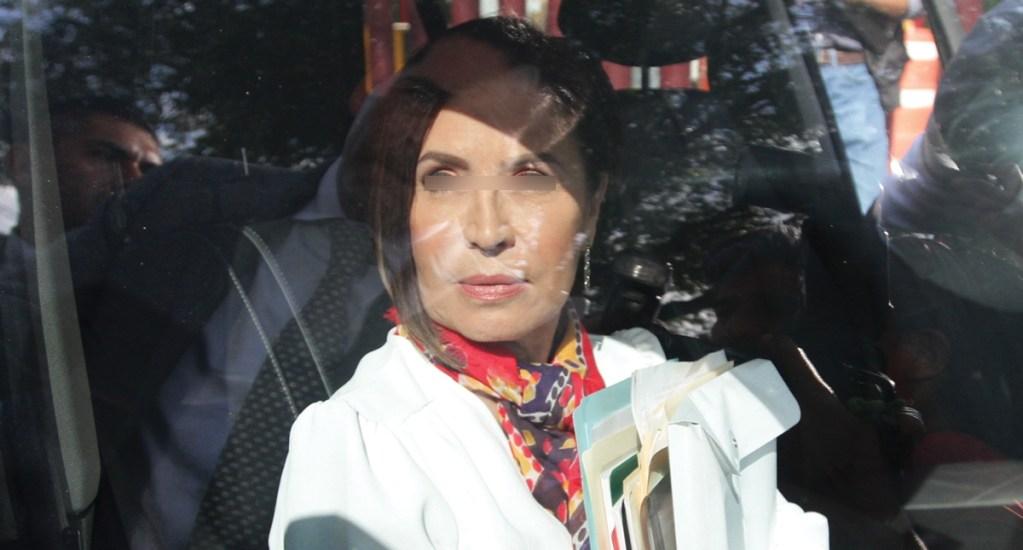 Ratifican negativa de amparo a Rosario Robles; mantienen firme auto de vinculación a proceso por 'La estafa maestra' - Rosario Robles Berlanga Sedesol Desarrollo Social