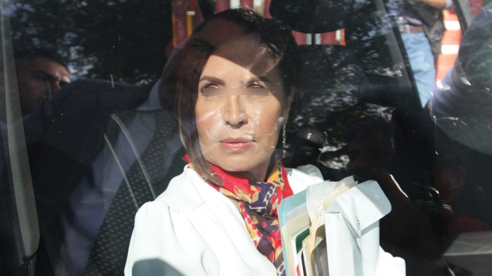 Otorgan suspensión contra prisión preventiva a Rosario Robles; juez determinará si sigue su proceso en libertad - Rosario Robles Berlanga Sedesol Desarrollo Social