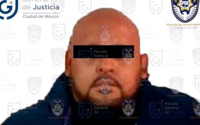 Vinculan a proceso a sujeto que se ostentaba como funcionario de la UIF para extorsionar - Santiago N. Foto de @FiscaliaCDMX