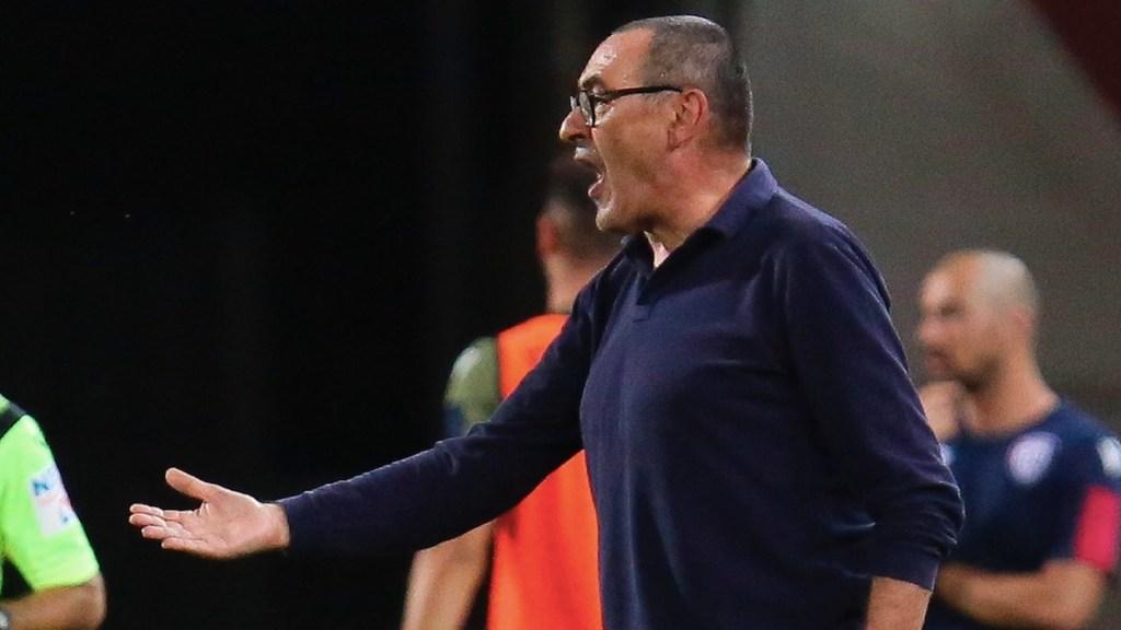 Juventus destituye a Sarri tras eliminación de la Champions - Foto de EFE