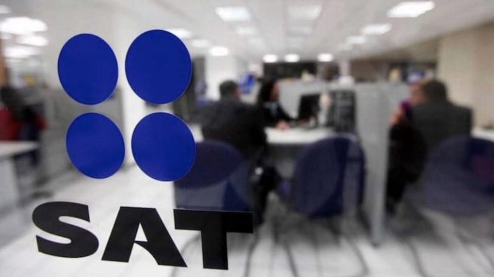 SAT detecta venta de citas para trámites - Oficinas del SAT. Foto de El Contribuyente