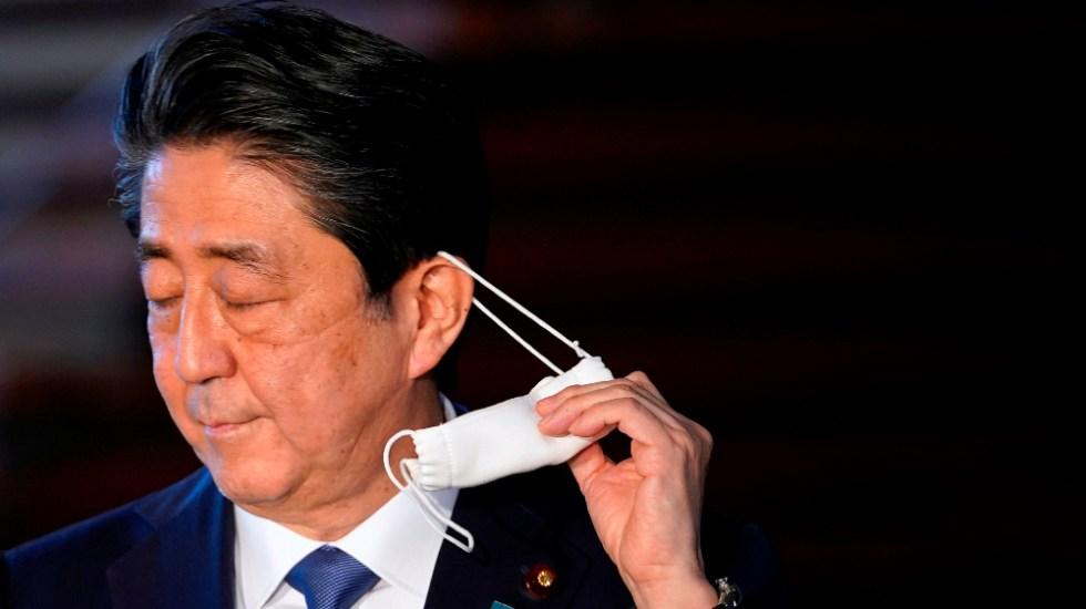 Tokio 2020 espera seguir contando con la ayuda de Abe tras su renuncia - Foto de EFE