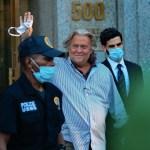 Trump indulta a su exestratega ultraderechista Steven Bannon - Foto de EFE