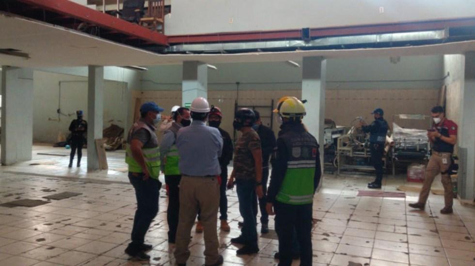 Detectan toma clandestina en la alcaldía Miguel Hidalgo - Foto de @SGIRPC_CDMX