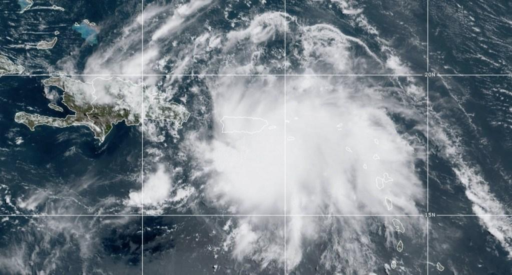 Laura se aproxima a Cuba con vientos más fuertes; Marco se enfila a EE.UU. - Tormenta Laura Atlántico