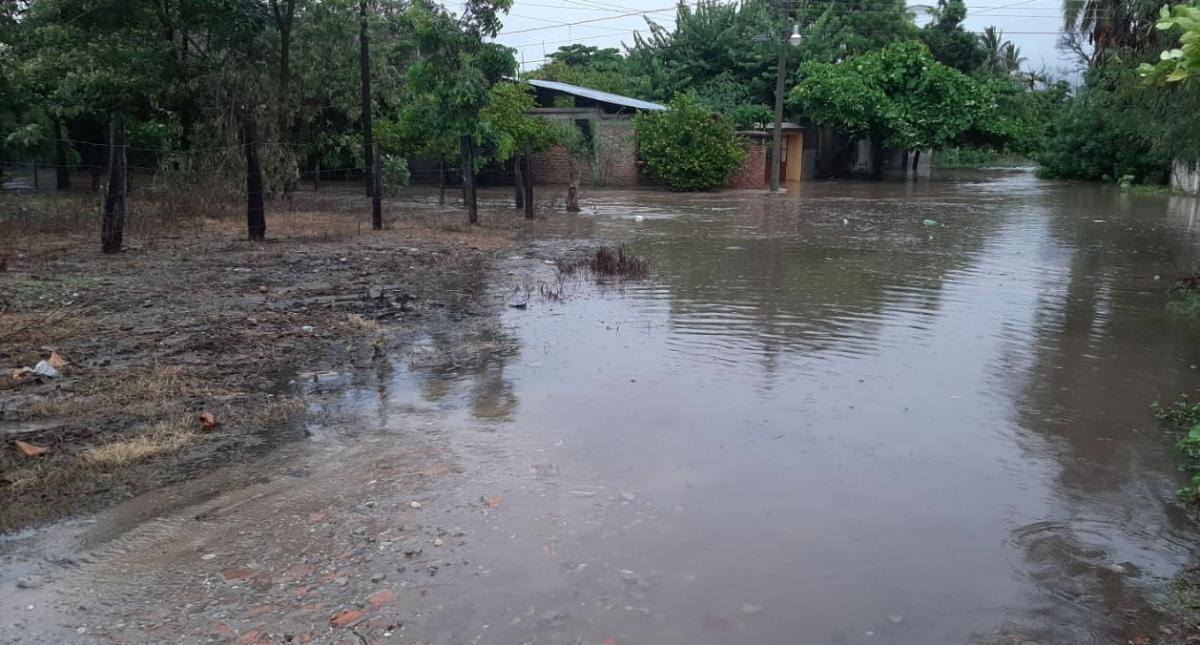 Tututepec Oaxaca daños inundación río lluvias tormentas 3