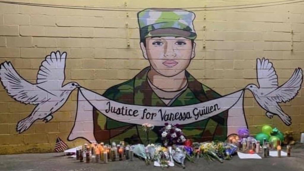 """""""Llegué donde tuve que llegar por amor a mi hija"""", madre de la soldado Vanessa Guillén - Foto de Facebook Find Vanessa Guillen"""