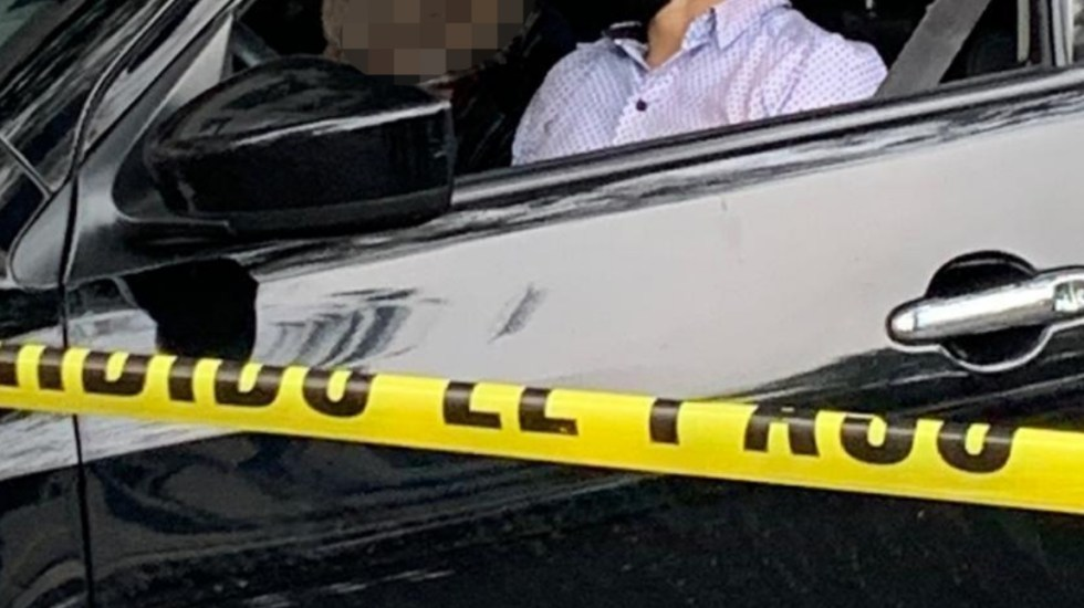 Balacera en Viaducto deja dos muertos - Viaducto balacera disparos ataque