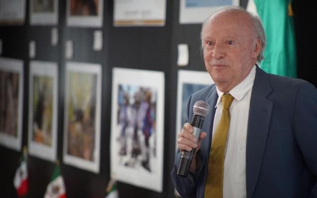 AMLO revela que Víctor Toledo no ha presentado renuncia a Semarnat; reconoce discrepancias en gabinete - Foto de Semarnat