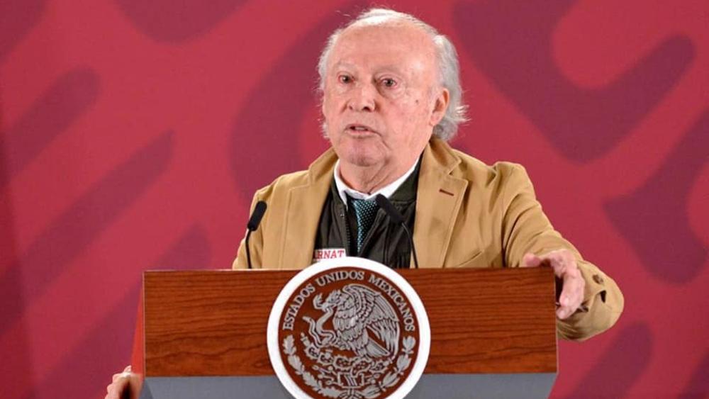 """""""Fueron a tirarle al patio de su casa químicos"""": AMLO confirma amenazas contra Víctor Toledo, extitular de Semarnat - Foto de Semarnat"""