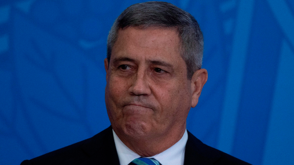 Séptimo ministro de Bolsonaro da positivo a COVID-19 - Foto de EFE