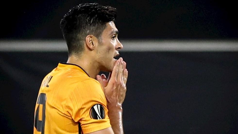 Termina el sueño europeo para Wolverhampton y Raúl Jiménez - Wolverhampton Europa League Sevilla 2