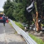 Accidente en la México-Cuernavaca deja dos muertos