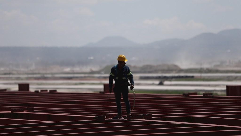 Producción industrial en México creció 10 por ciento entre enero y julio - Foto de EFE/Sáshenka Gutiérrez.