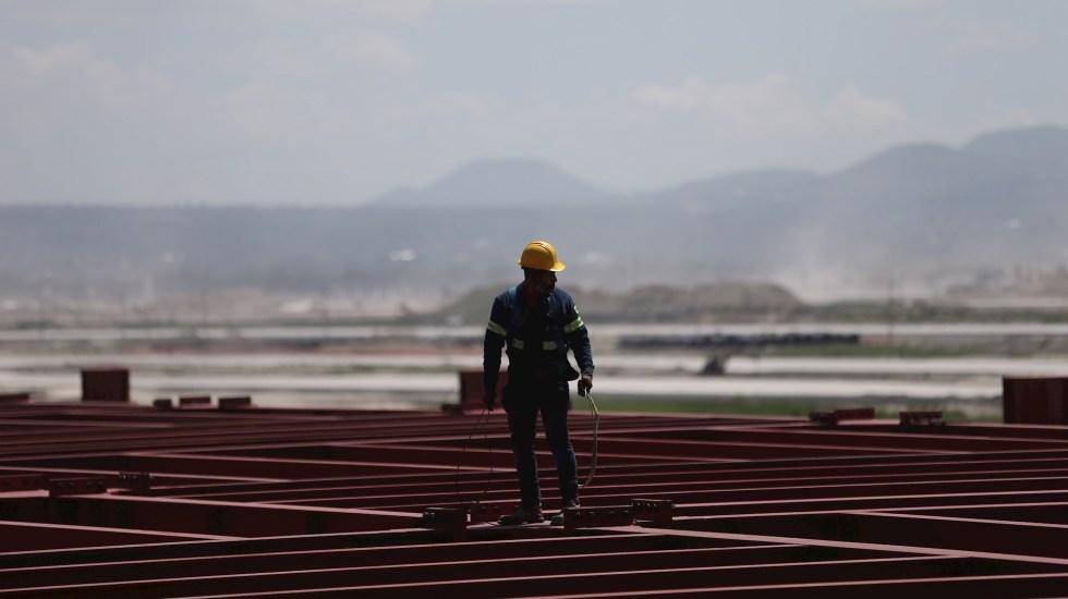 Producción industrial en México con ligero repunte en julio, pero lejos de niveles antes de la pandemia - Foto de EFE/Sáshenka Gutiérrez.