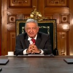 López Obrador asegura, ante la ONU, que no hay hambre en México pese a las crisis sanitaria y económica. Destaca programas sociales, remesas y el Avión Presidencial