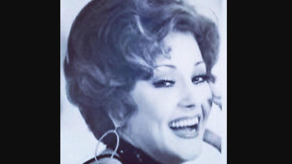 Murió la actriz Angelita Castany, primera esposa de Chabelo - Foto de Twitter Anda